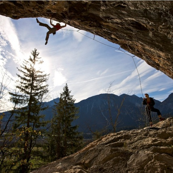 Andreas Bindhammer in Big Hammer 9a
